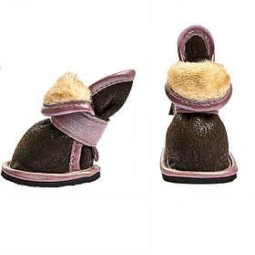 """Pet Fashion Ботинки для собак """"Кросс"""" утепленные, размер 4"""