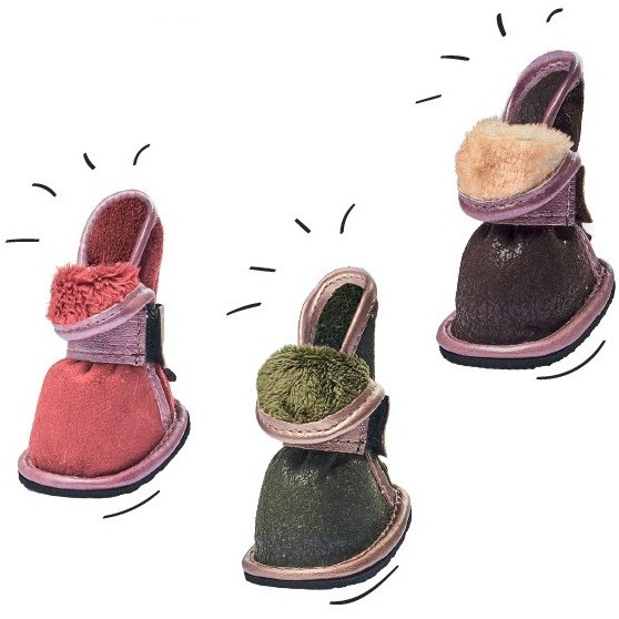 """Pet Fashion Ботинки для собак """"Кросс"""" утепленные, размер 3"""