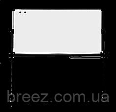 Оборотная маркерно-меловая доска ABC Office 100 x 200 см, алюминиевая рама, фото 3