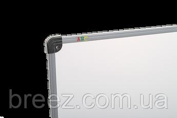 Маркерная доска ABC Office Эконом 35 x 50 см, пластиковая рама, фото 3
