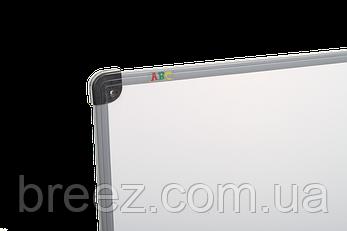 Маркерная доска ABC Office Эконом 90 x 120 см, пластиковая рама, фото 2