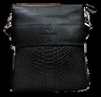 Мужская сумка через плечо из искусственной кожа CМ-56 (С), фото 1