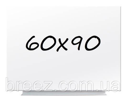 Доска магнитно-маркерная безрамная 60х90 Тетрис, фото 2