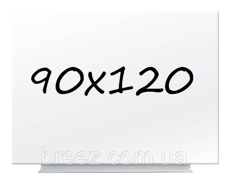 Доска магнитно-маркерная безрамная 90х120 Тетрис