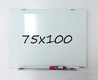 Доска стеклянная 75х100 Тетрис
