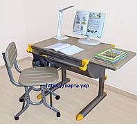 Детский письменный стол Карандаш 95 см и растущий стул