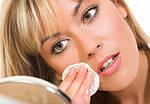 Средства, применяемые  для снятия макияжа.