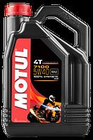 MOTUL 7100 4T SAE 5W40 (4L)
