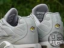 Мужские кроссовки реплика Nike Air Max TN Plus Cool Grey, фото 3