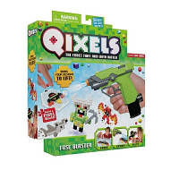 Игровой набор аквамозаики из пикселей Водный Бластер Qixels 87007