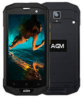 AGM A8 4/64Gb IP68 (Black)