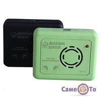 Портативний відлякувач комарів Aokeman AO-149, 1000240, портативний відлякувач комарів, прилад від комарів, пристрій від комарів, пристрій для