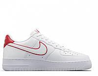 Мужские кроссовки Nike Air Force White Retro