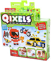 Игровой набор аквамозаики из пикселей Гонки Qixels 87040, фото 1