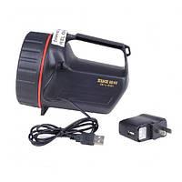 Светодиодный фонарь прожектор ZUKE ZK-L-2121, 1000693, фонарик в авто, портативный фонарь, портативный фонарик, мини фонарик аккумуляторный, Мини