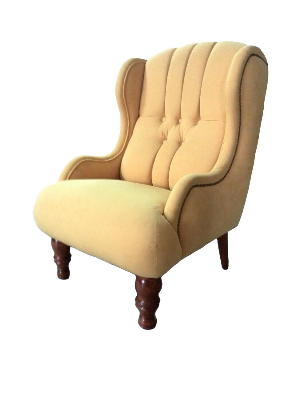 """Стильное кресло """"Фрея"""""""