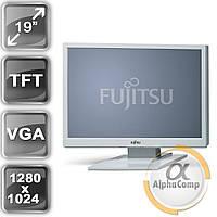 "Монитор 19"" Fujitsu A19-3 (TN/5:4/VGA) )White б/у"