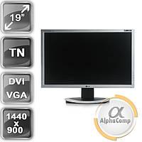 """Монитор 19"""" LG L194WT (16:10/TN/VGA/DVI) б/у"""