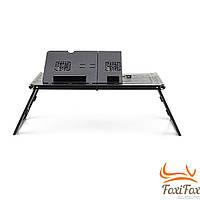 Столик для ноутбука в кровать UFT Т15 black