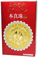 Fukahire Collagen and Pearls Коллаген и натуральный жемчуг, 30 пакетиков