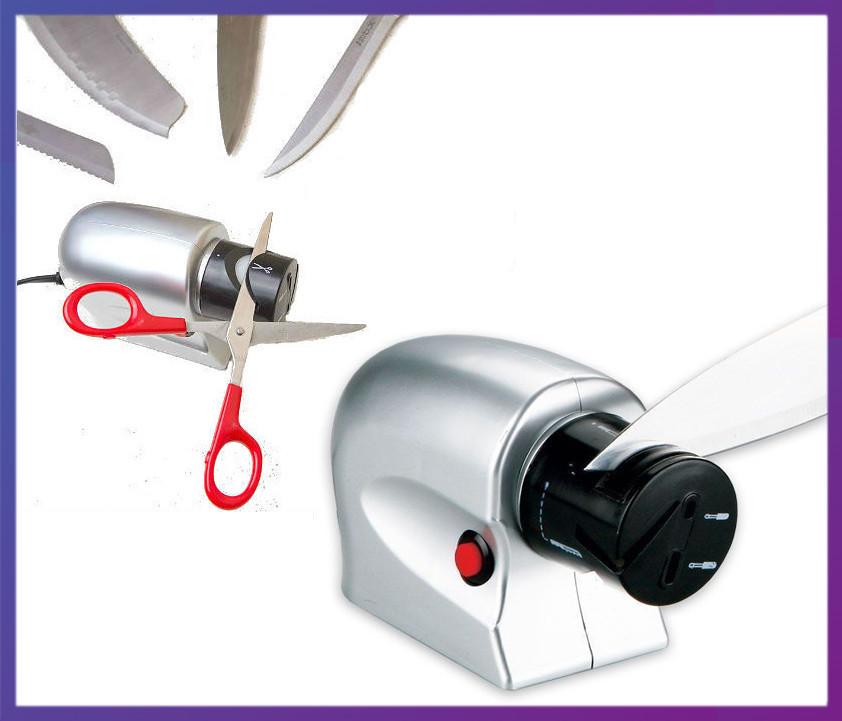 Электроточилка для ножей и ножниц