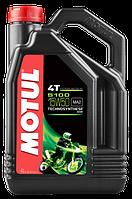 MOTUL 5100 4T SAE 15W50 (4L)