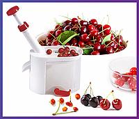 Машинка для удаления косточек из вишни Cherry and Oliver Corer HelferHoff, фото 1