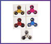 Глянцевый спиннер Fidget Hand Spinner для детей и взрослых