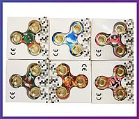 Керамический спиннер от стресса Spinner Fidget