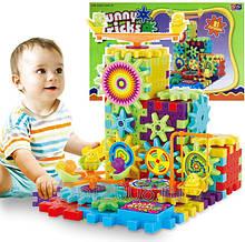 Детский конструктор Funny Bricks - конструктор шестеренка