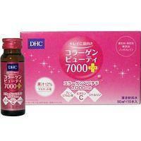 DHC Collagen Beauty 7000 Plus Питьевой коллаген 7000 плюс (50 ml) 10 шт.