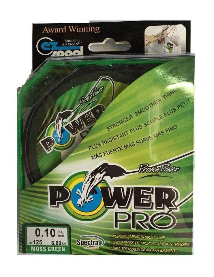 Шнур плетенный Power Pro, 0,08мм