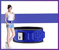 Пояс массажер для похудения Renkai Health Waist Losing Weight Belt YK-1039