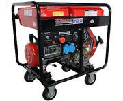 Дизельный генератор Glendale   DP6500CLE/1 Авто запуск АКБ