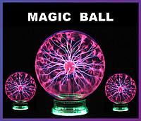 "Плазменный шар ""Магический шар"" 6 дюйма 15.25 см."