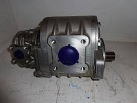 Насос шестеренный сдвоенный НШ 112-32 УК3 (14 шлицевой)