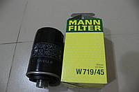 Фильтр MANN SEAT/SKODA/VW/AMAROK/ MF W719/45