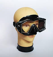 Маска  для плавания профессиональная с обзором 180 градусов Intex Explorer Pro