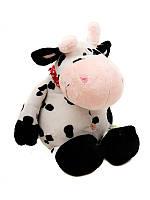 Мягкая игрушка Корова с красным платком