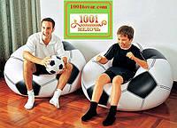 Надувное кресло Футбольный мяч Intex 68557, Sport Fan