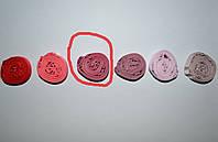 Бретельки тканевые Lemila пепел роза ширина 1 см