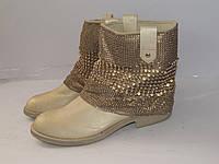 CATWALK _стильные модные качественные ботинки _40р_25.5см Н47