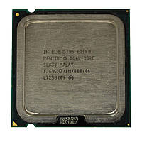 Процессор  Intel Pentium Dual Core  E2140 (s775 ,1M Cache, 1.6 GHz, 800 MHz FSB)