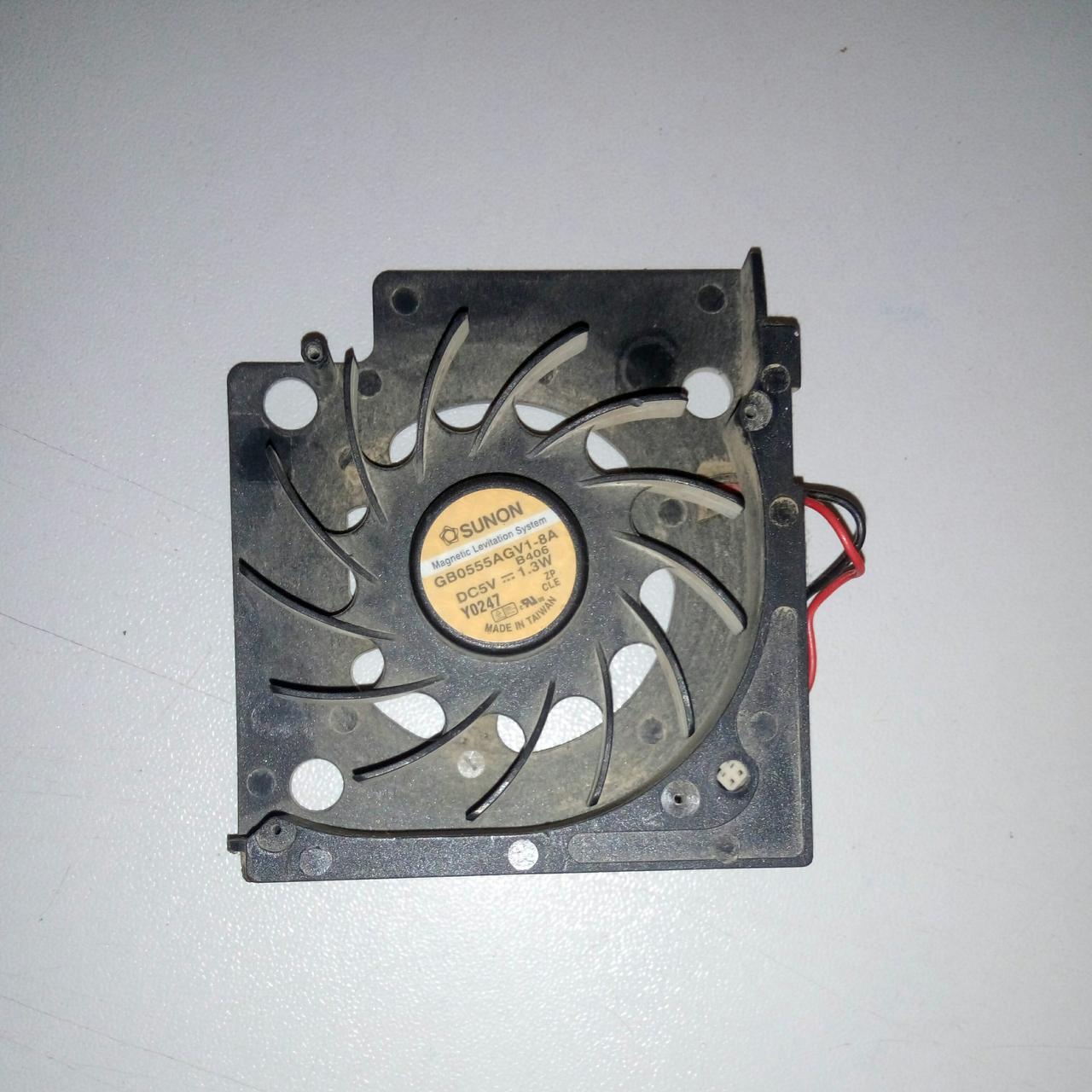 Кулер для ноутбука DELL Precision M60 (AB0605HB-E03)