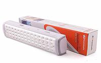 Светодиодная панель Kamisafe KM-7611A 56 LED, аккумуляторный LED фонарь