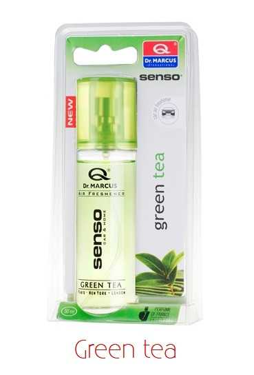 Ароматизатор Dr. Marcus Senso Spray Зеленый чай 50мл