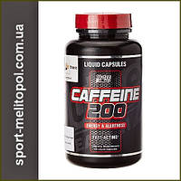 Nutrex Caffeine 200mg 60 liquid caps