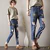 Женские джинси AL-7773-00, фото 2