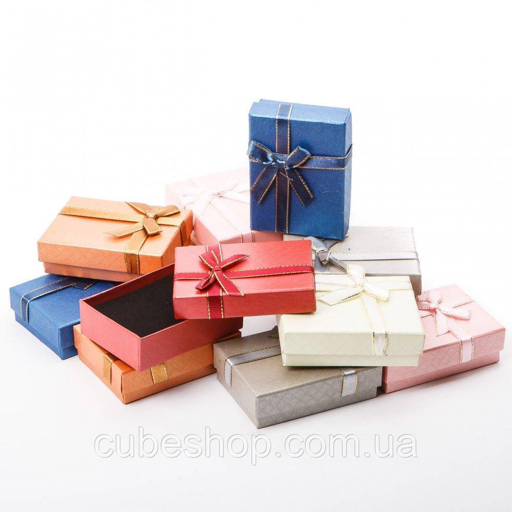 Коробочка для украшений 5х8х3см - Классическая №2