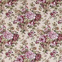 Sweet Home ткань принт цветы букеты